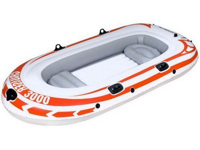 Лодка ПВХ CRUISER BOAT CB3000 SET